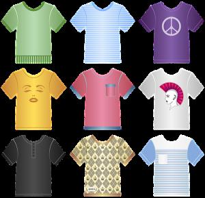 koszulki z nadrukiem