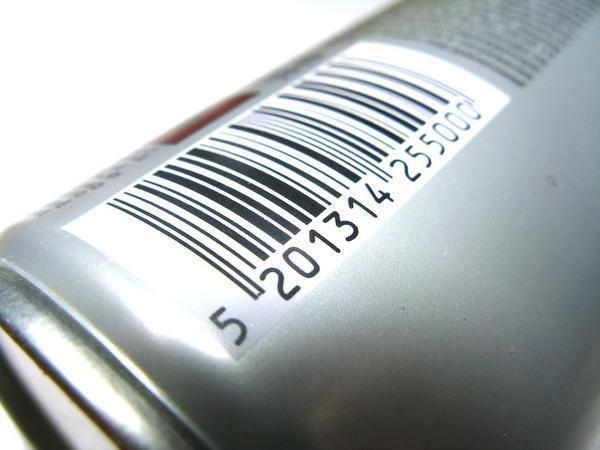 profesjonalny druk kodów
